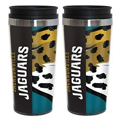Jacksonville Jaguars 2-Pack Hype Travel Tumblers