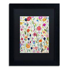 Trademark Fine Art Gentle Soul Matted Framed Wall Art