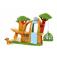 Disneys Just Play The Lion Guard Defend The Pride Lands Playset