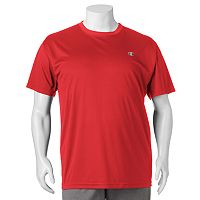Big & Tall Champion Birdseye Performance Athletic Tee