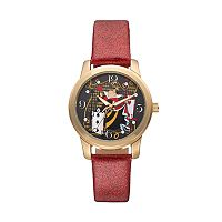 Disney's Alice in Wonderland Queen of Hearts Women's Watch