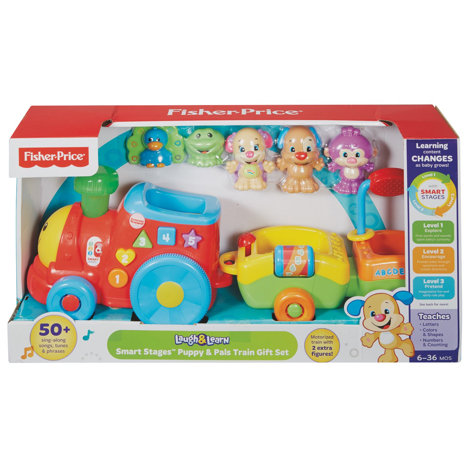 Fisher Price Learning Toys