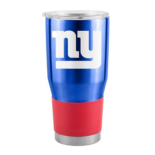 Boelter New York Giants 30-Ounce Ultra Stainless Steel Tumbler