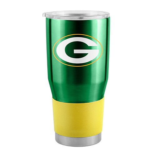 Boelter Green Bay Packers 30-Ounce Ultra Stainless Steel Tumbler