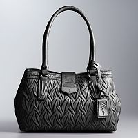 Simply Vera Vera Wang Tailor Triple Convertible Satchel