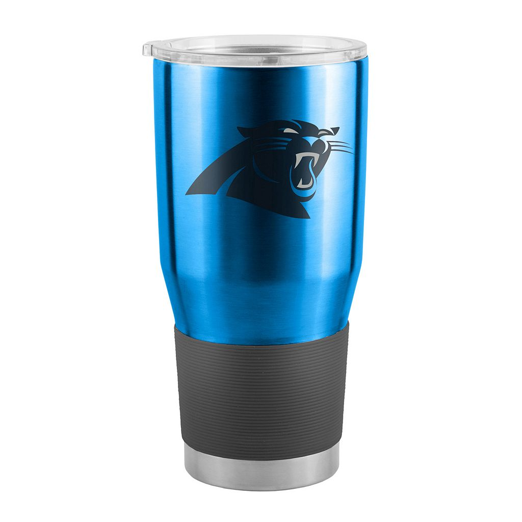 Boelter Carolina Panthers 30-Ounce Ultra Stainless Steel Tumbler