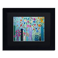 Trademark Fine Art Magical Matted Framed Wall Art