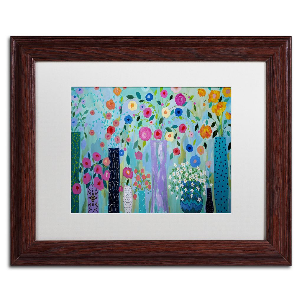 Trademark Fine Art Magical Framed Wall Art