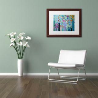 Trademark Fine Art Magical Framed Wall Art