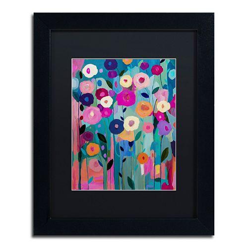 Trademark Fine Art Nurture Your Soul Matted Framed Wall Art