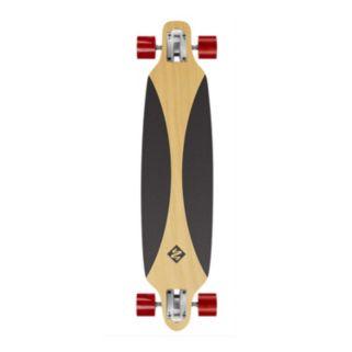 Youth Street Surfing Freeride 39-In. Carving Drop-Through Cruiser Longboard