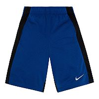 Boys 4-7 Nike Blue Basic Mesh Shorts