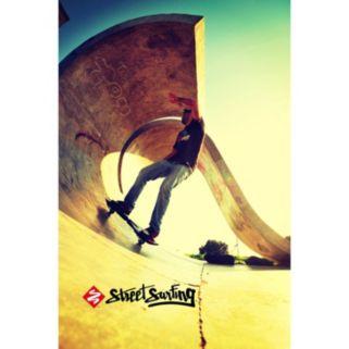 Youth Street Surfing Wave Original Waveboard Caster Board