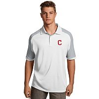 Men's Antigua Cleveland Indians Century Polo