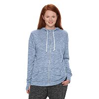 Juniors' Plus Size SO® Cowl Hoodie