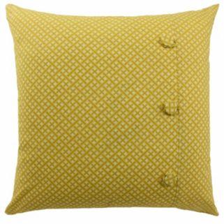 Waverly Swept Away 20'' x 20'' Throw Pillow