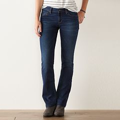 Womens SONOMA Goods for Life Bootcut Jeans - Bottoms, Clothing ...