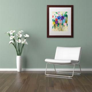 Trademark Fine Art Cest La Vie Framed Wall Art