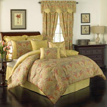 Waverly 4-piece Swept Away Bed Set