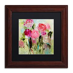Trademark Fine Art Entre Nous Framed Wall Art
