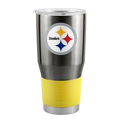 Boelter Pittsburgh Steelers 30-Ounce Ultra Stainless Steel Tumbler