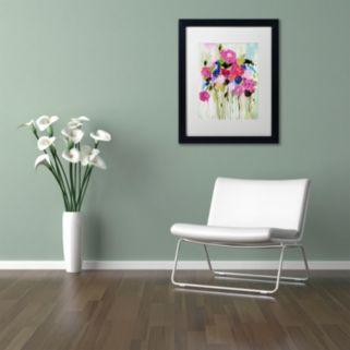 Trademark Fine Art Mi Amor Matted Framed Wall Art