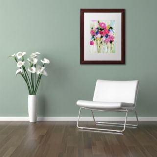 Trademark Fine Art Mi Amor Framed Wall Art