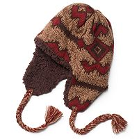 MUK LUKS Gaucho Braided Trapper Hat