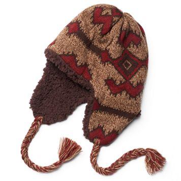 MUK LUKS Gaucho Braided Trapper Hat