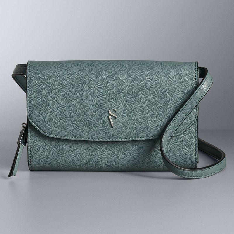 2093490f6a ili Leather Fringe Crossbody Bag