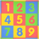 Tadpoles 21-pc. Numbers Foam Playmat