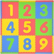 Tadpoles 21 pc Numbers Foam Playmat