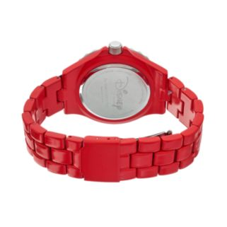 """Disney's Minnie Mouse """"Glam Dots"""" Women's Crystal Watch"""
