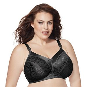 8cfd2b98607 Just My Size Bras  2-pack Pure Comfort Full-Figure Wire-Free Bra 1263