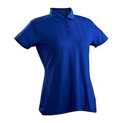 Plus Size Nancy Lopez Grace Short Sleeve Golf Polo