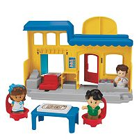 Fisher-Price Little People Restaurant Set