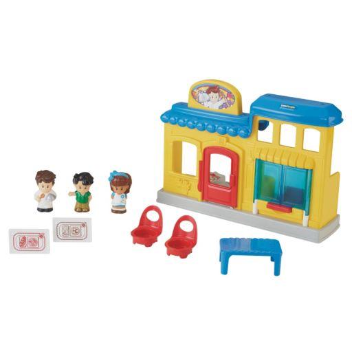 Fisher-Price Little People Restaurant Set