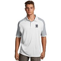 Men's Antigua Detroit Tigers Century Polo