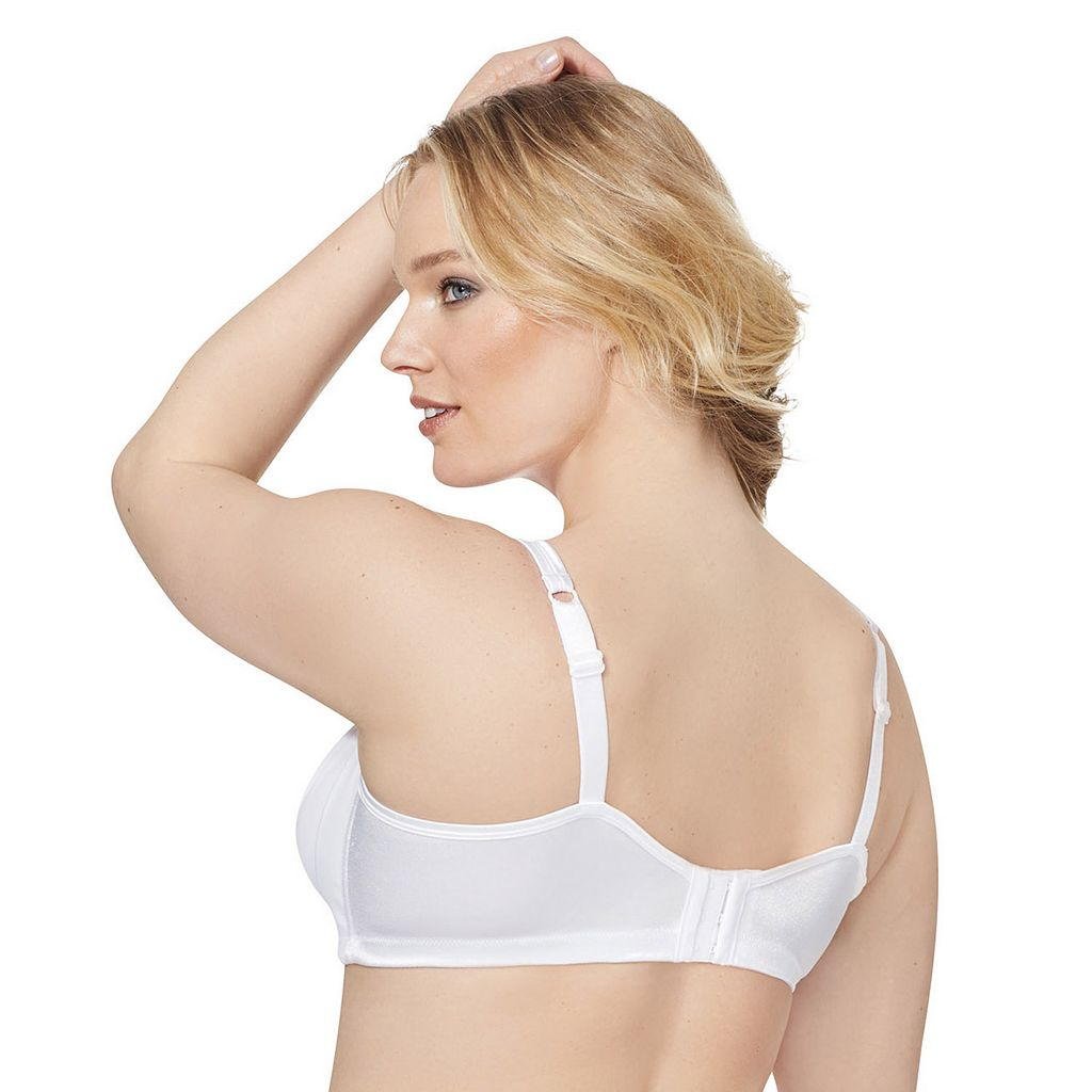 Just My Size Bras: 2-pack Smoothing Full-Figure Wire-Free Bra 1259
