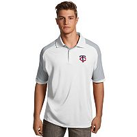 Men's Antigua Minnesota Twins Century Polo