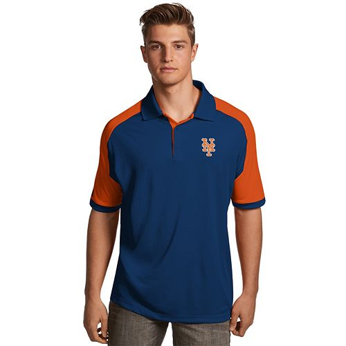 Men's Antigua New York Mets Century Polo