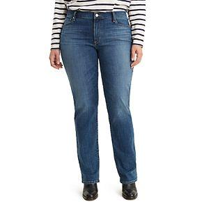 Plus Size Levi's® Classic Fit Straight-Leg Jeans