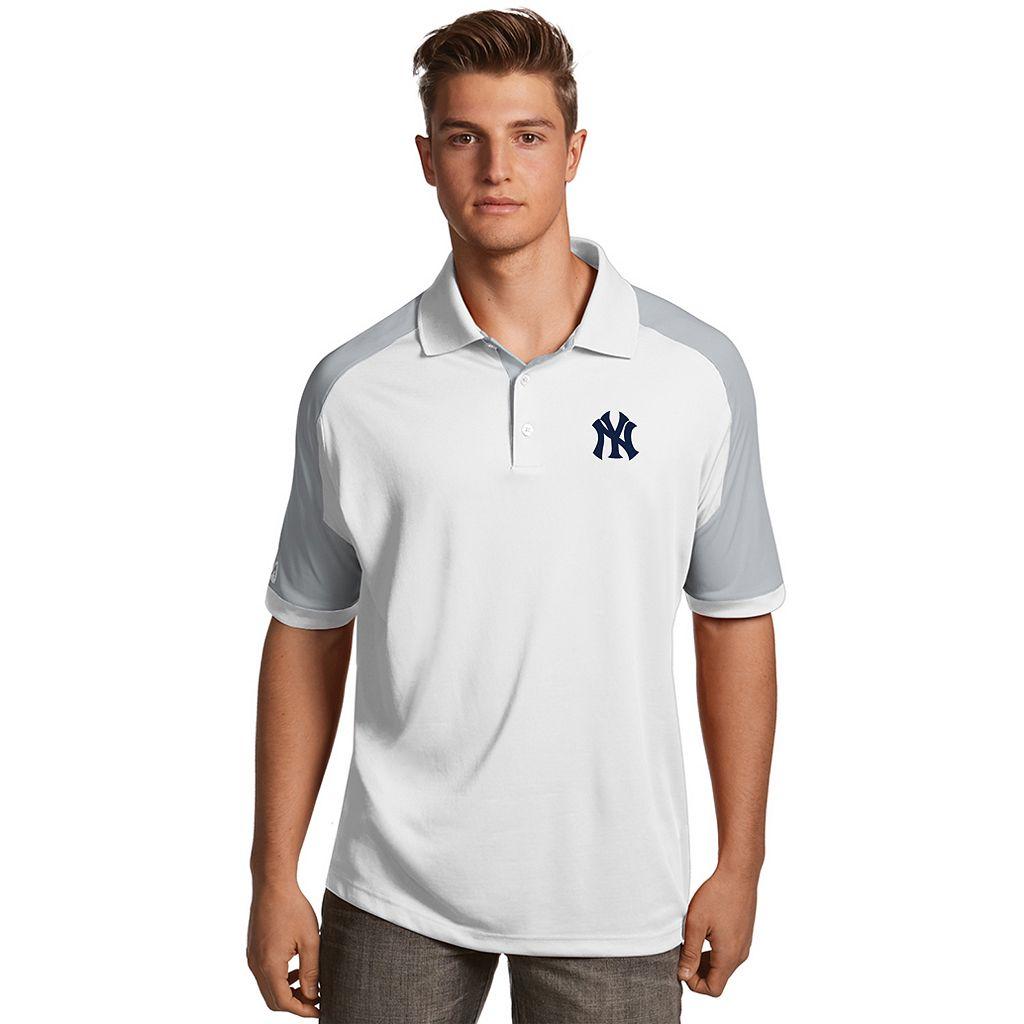 Men's Antigua New York Yankees Century Polo