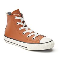 Kid's Converse Chuck Taylor All Star Leather & Wool High-Top Sneakers