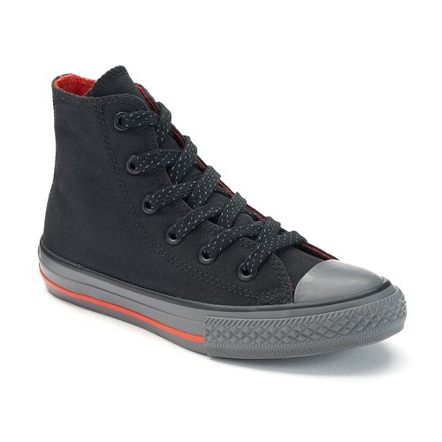 64f6f43968e Kid s Converse Chuck Taylor All Star Street Water-Resistant High-Top  Sneakers
