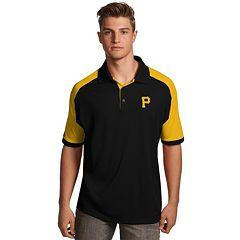 Men's Antigua Pittsburgh Pirates Century Polo