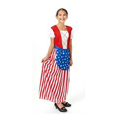 Kids Heroes In History Betsy Ross Costume