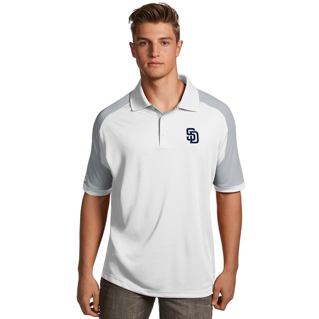 Men's Antigua San Diego Padres Century Polo