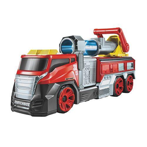 Matchbox Super-Blast Fire Truck by Mattel