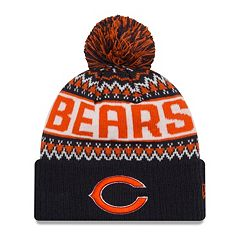 Adult New Era Chicago Bears Wintry Beanie
